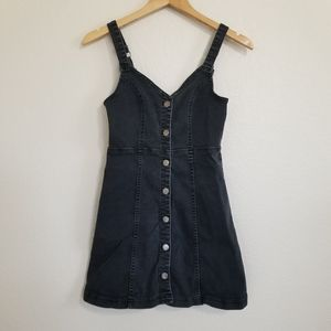 BDG Urban Outfitters Stretch Denim Dress Medium